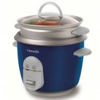 Crock Pot - Rice Cooker Blue